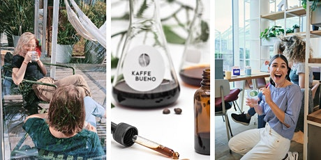 Drinking with Purpose: Kaffe Bueno tickets