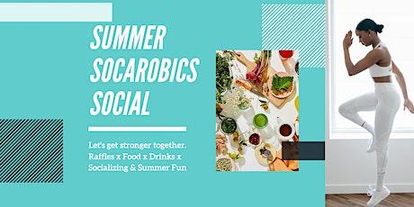 Summer Socarobics Social tickets