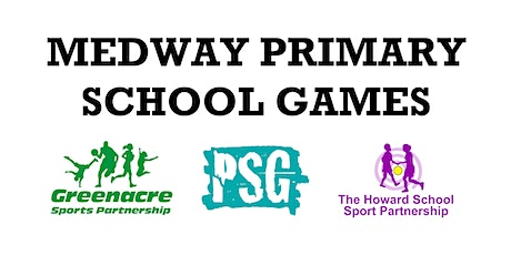 Medway PSG Racket Skills Festival (yrs 3 and 4) Healthy Me tickets
