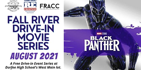 Fall River Drive-In: Black Panther tickets