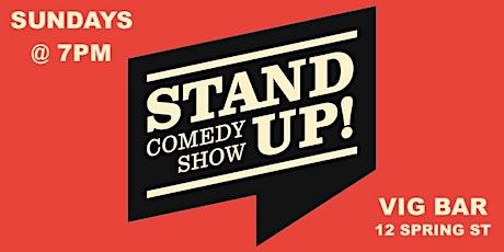 Free Sunday Night Comedy Show in Soho tickets
