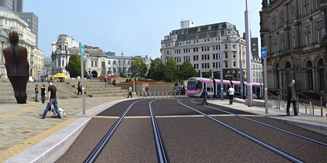 Reimagining transport in the West Midlands - Young Combined Authority Event tickets