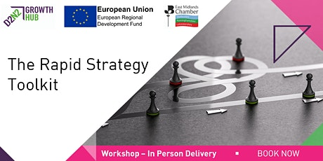 The Rapid Strategy Toolkit tickets