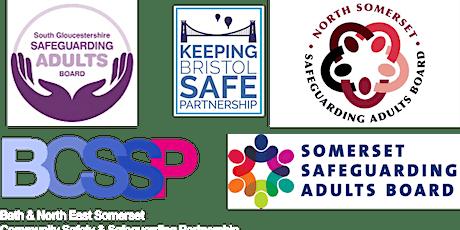 Stop Adult Abuse Week of Webinars: EMOTIONAL HEALTH & WELLBEING tickets