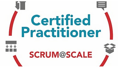 Live Online - Certified Scrum@Scale Practitioner tickets