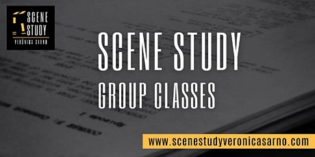 Scene Study - Weekly Classes tickets