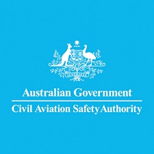 Civil Aviation Safety Authority logo
