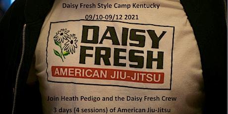 Daisy Fresh Style Camp Kentucky tickets