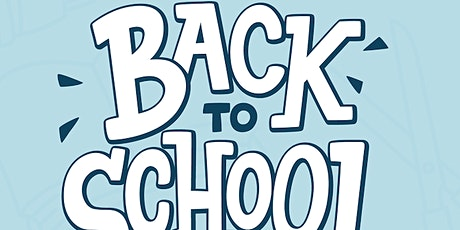 Back to School Event Vendor/Organization Sign Up tickets