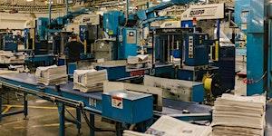 Los Angeles Times Printing Plant Tour
