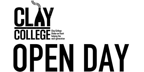 Clay College Diploma Open Day tickets