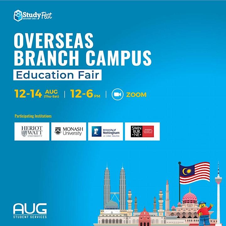 Studyfest  Virtual Education Fair image