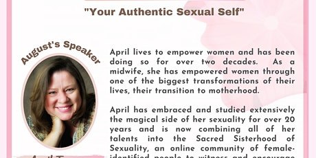 """""""Your Authentic Sexual Self"""" tickets"""