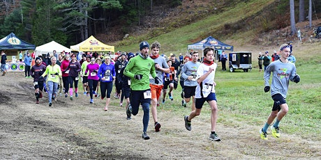 2021 - Lost Valley 5km Relay tickets