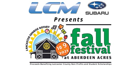 LCM Subaru Presents Fall Festival At Aberdeen Acres tickets