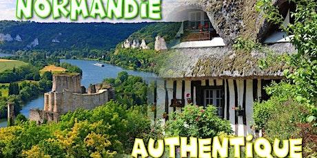 Normandie Authentique - DAY TRIP - 10 octobre billets