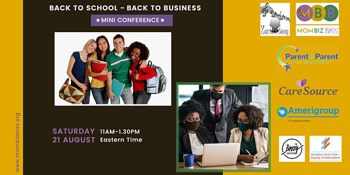 Back To School Back To Business Mini Conference image