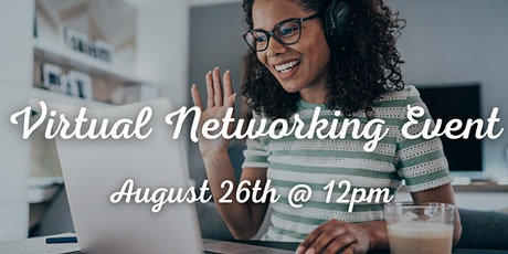 Virtual Networking Event for Business Professionals tickets