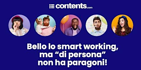 Contents Milano Grand Opening Party! biglietti