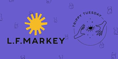 L.F.Markey X Trippy Tuesday Candle Making Workshop! tickets
