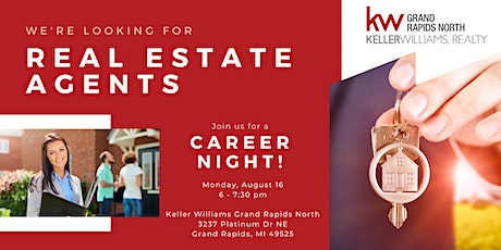 Career Night at KW Grand Rapids North tickets