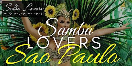 Samba Lovers Sao Paulo meetup party ingressos