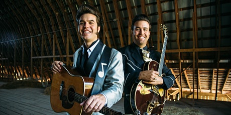 Malpass Brothers - Live at the Cactus Theater! tickets