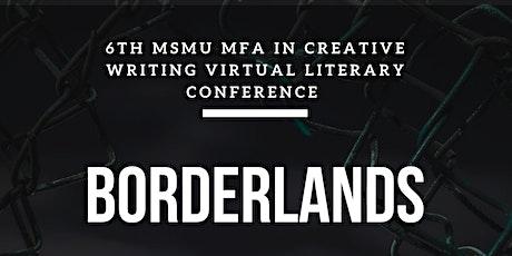 Borderlands Conference tickets