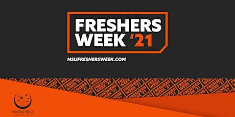 NSU Freshers' Week 2021: UV Paint Party tickets