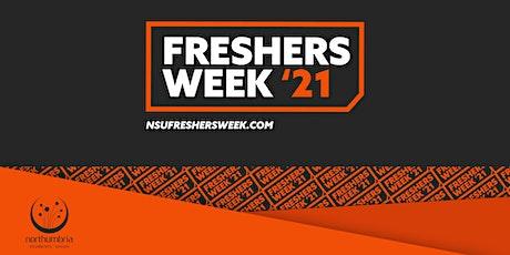 NSU Freshers' Week 2021: Lo Reid Hypnotist Show tickets