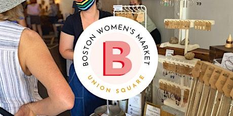 Boston Women's Market / Union Square tickets