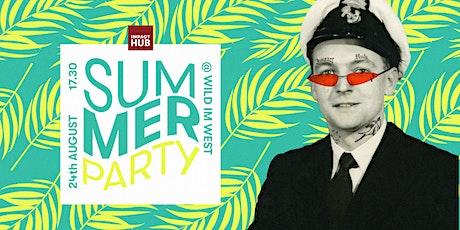 Impact Hub Vienna Summer Party Tickets