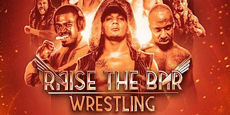 Raise The Bar Wrestling tickets