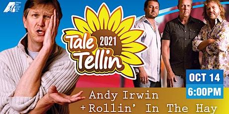 43rd annual Tale Tellin' Festival tickets