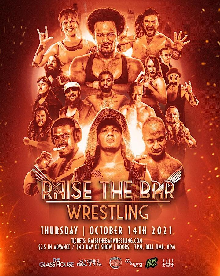 Raise The Bar Wrestling image