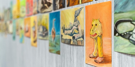 Summer of Smiles: Free Creative arts workshop designed for all tickets