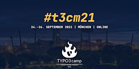 TYPO3camp München 2021 Tickets
