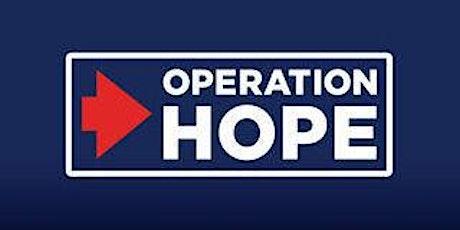 Operation HOPE - Credit & Money Management Workshop biglietti