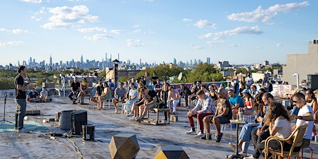 A Rooftop Comedy Show with The Tiny Cupboard tickets