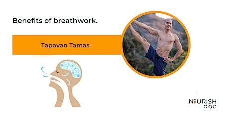 Benefits of breathwork. tickets