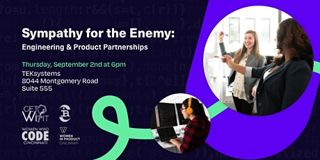 Sympathy for the Enemy - Engineering & Product Partnerships tickets