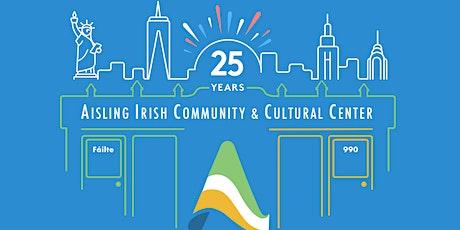 Aisling Irish Community Center 25 Year Celebration 6 Weeks to 6K Event! tickets
