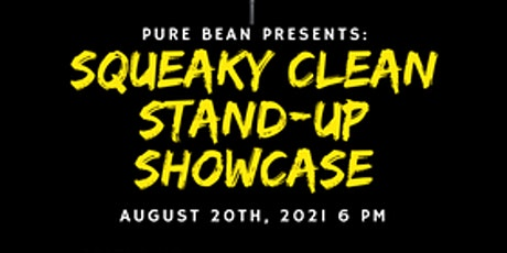 Squeaky Clean Stand-Up Showcase tickets