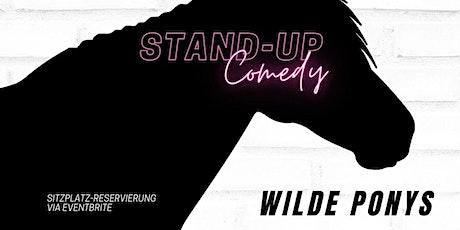 Stand-up Comedy am Sonntag • klimatisiert • F-Hain • 20 Uhr | WIL Tickets