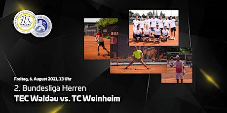 Herren-Tennis-2. Bundesliga   TEC Waldau vs. TC Weinheim Tickets