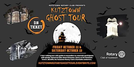 Kutztown Ghost Tour tickets