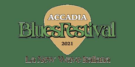 Accadia Blues Festival - Voci di Stelle biglietti