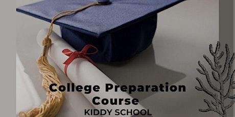 College Preparation Course - Private Trial tickets