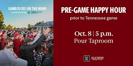UofSC vs. Tennessee Pre-Game Happy Hour tickets