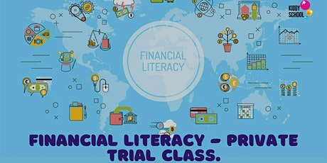 Financial Literacy - Private Trial tickets
